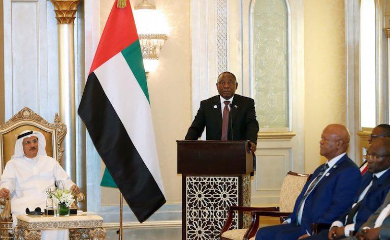 Africa-UAE Investment Forum harps on roadmap for prosperous Africa